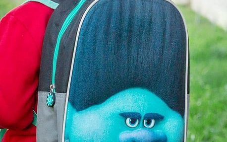 Školní Batoh 3D Branch Trollové