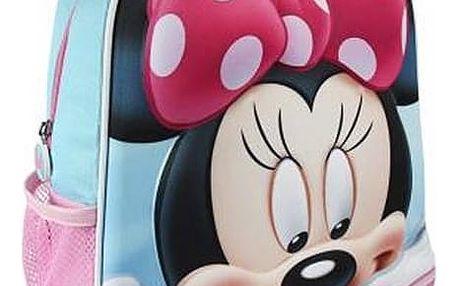Školní batoh 3D Minnie Mouse 026