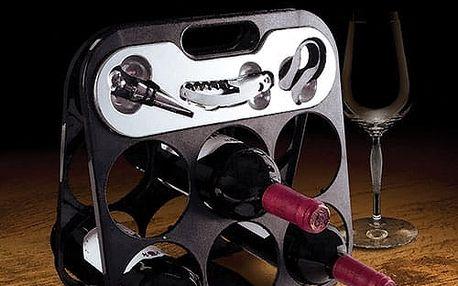 Summum Sommelier Stojan na Víno s Příslušenstvím