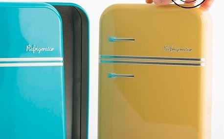 Retro Krabice Lednice