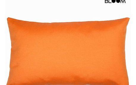 Polštářek panama, oranžová by Loom In Bloom