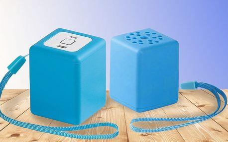 Malý přenosný bluetooth reproduktor s výkonem 2 W