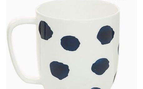Cup Porcelán Puntíky Blue - Kitchens Deco Kolekce by Bravissima Kitchen