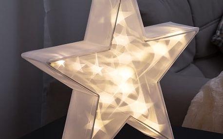 Vánoční Hvězda 20 LED
