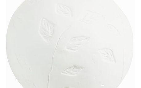 Kruhový Svícen Bílý - Be Yourself Kolekce by Homania