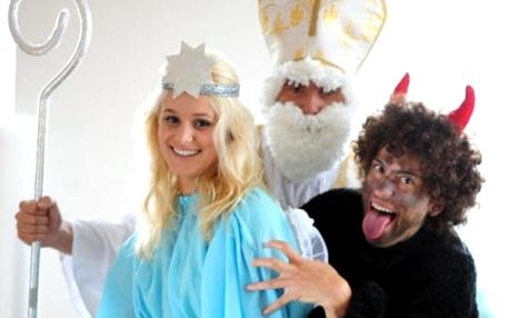Vydejte se za Mikulášem, čertem a andělem do hotelu Vápenka v Krkonoších za bezkonkurenčních 850 Kč s polopenzí!