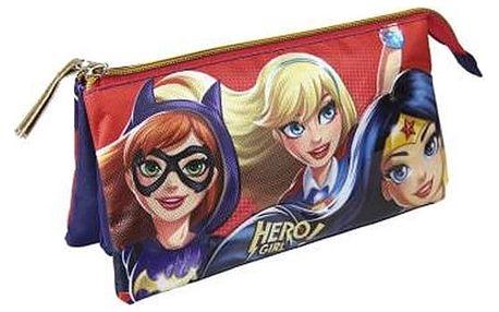Školní pouzdro DC Super Hero Girls 579