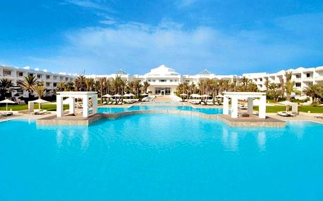 Hotel Radisson Blu Palace, Djerba, Tunisko, letecky, all inclusive
