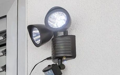 Solární Světlo s Pohybovým Senzorem Oh My Home