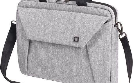 "DICOTA Slim Case EDGE - Brašna na notebook 13.3"" - světle šedá - D31241"