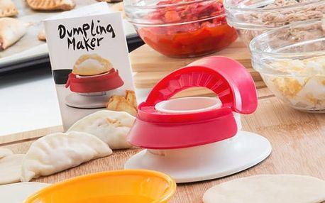 Forma na Pirohy a Plněné Těstoviny Fast + Easy Dumpling Maker