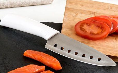 Japonský Nůž s Otvory Samurai Blade