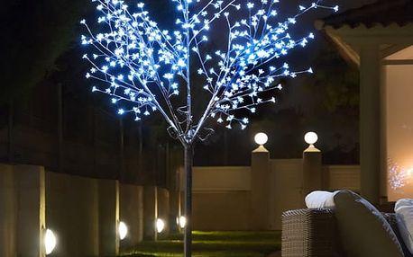 Dekorační Stromek s Květy 350 LED
