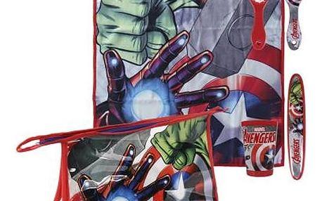 Nezbytné do školy The Avengers 510 5 pcs