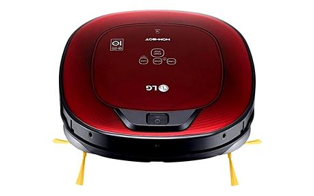 Robotický vysavač LG LG Hombot Turbo VR8602RR Smart Inverter 0,6 L 60 dB Červený