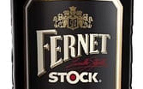 Fernet Stock Extra hořký 1l 38%