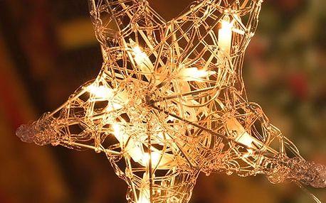 Vánoční LED Hvězda