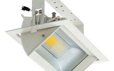 Otočný Downligt LED Tomaleds FCOCCOBC030 30W 2700 K Teplé světlo