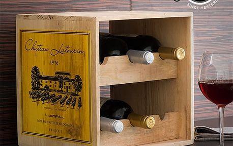 Stojan na Láhve Château Latourin 1976 Vintage Coconut