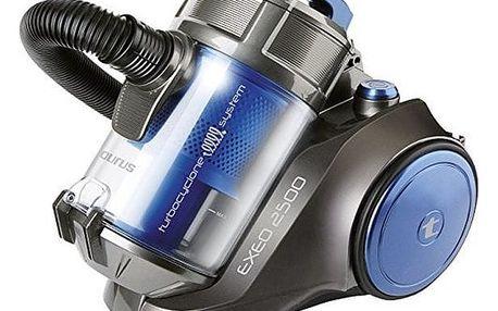 Cyklónový vysavač Taurus Turbocyclone System EXEO 2500 3,5 L 800W 82 dB A