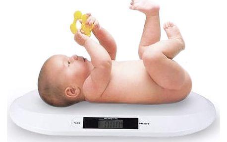 Digitální dětská váha TopCom WG2490