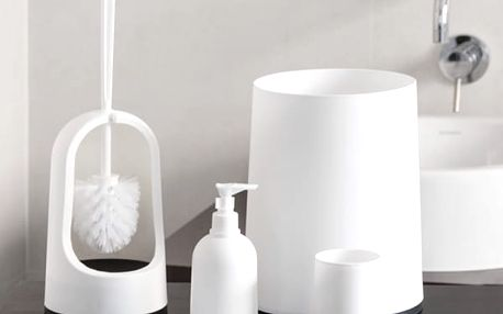 Koupelnové Doplňky Black + White Homania 5 kusů