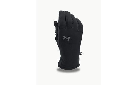 Rukavice Under Armour Survivor Fleece Glove 2.0 Černá