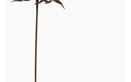 Dekorativní postava Pěna Bílý Fialová by Homania