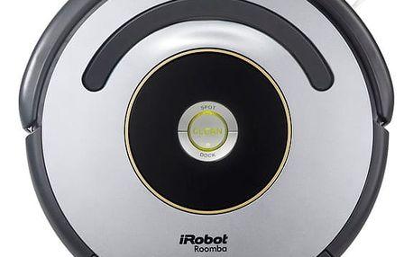 Robotický vysavač Roomba 616 iAdapt™ AeroVac™ Dirt Detect 0,42 L 33 W 61 dB