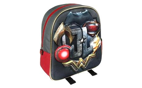 Školní batoh 3D Justice League 406