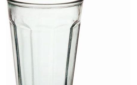 Váza z recyklovaného skla Vysoký - Pure Crystal Kitchen Kolekce by Bravissima Kitchen