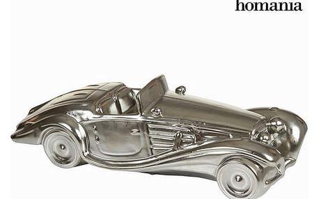 Soška stříbrného auta by Homania
