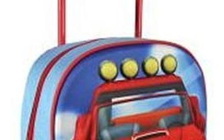 Školní taška na kolečkách 3D Blaze and the Monster Machines 869
