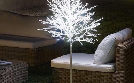 Zasněžený Dekorační Stromek 120 LED