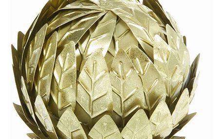 Kovový míček, šampaň - New York Kolekce by Homania