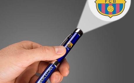 Propiska s Projekcí FC Barcelona