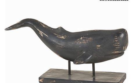 Whale figure by Homania