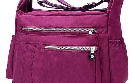 Ležérní dámská kabelka - 5 barev