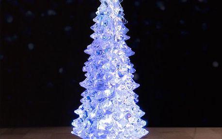 Mini Vánoční Stromek s LED Osvětlením