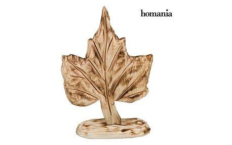 Lampion List Dřevo by Homania