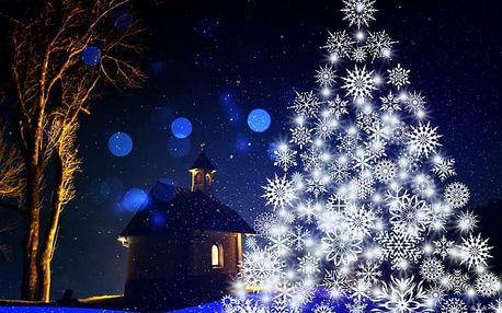 Vánoční stromeček, cukroví, štědrovečerní menu a 1 hodina wellnes zdarma. To vše nabízí hotel Vápenka v Krkonoších.