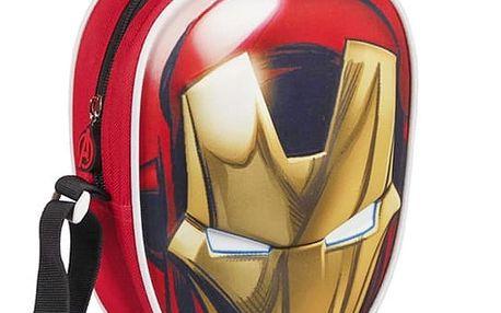 3D Taška přes Rameno Iron Man Avengers