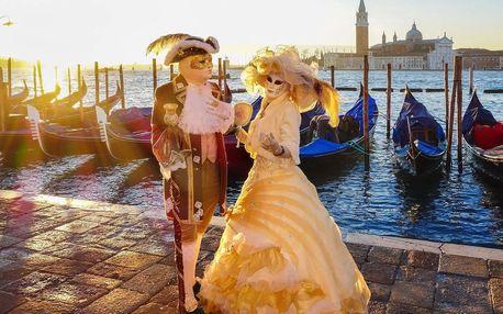 Poznávací zájezd na Karneval v Benátkách 2018