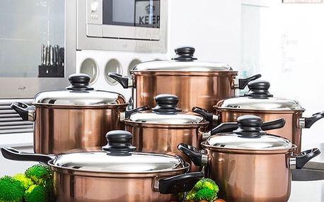 Sada nádobí Cook DLux 12 dílů
