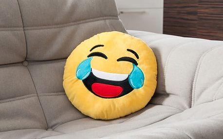 Polštář se Smějícím se Smajlíkem