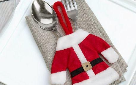 Oblek na Příbory Santa Claus