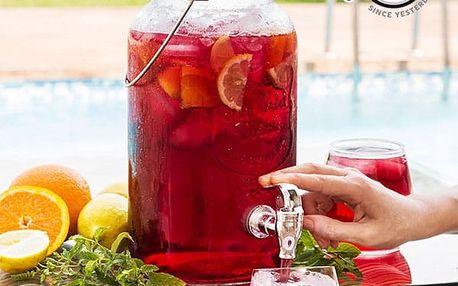 Dávkovač Nápojů Vintage Ice Cold Drink