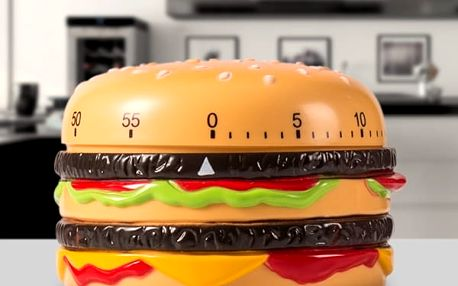 Kuchyňská Minutka Hamburger