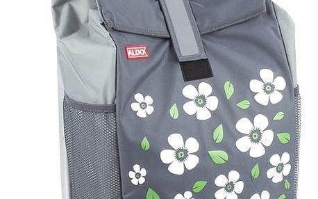 Aldo Nákupní taška na kolečkách Paris, šedá