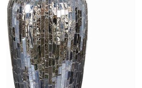 Skleněná nádoba s mozaikou - Alhambra Kolekce by Homania